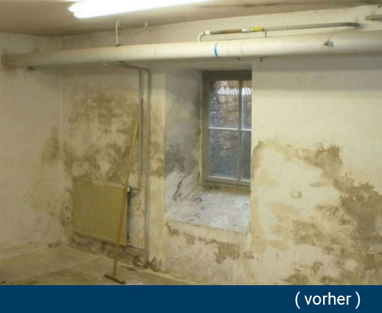 Feuchtigkeit im Keller aus 74072 Heilbronn