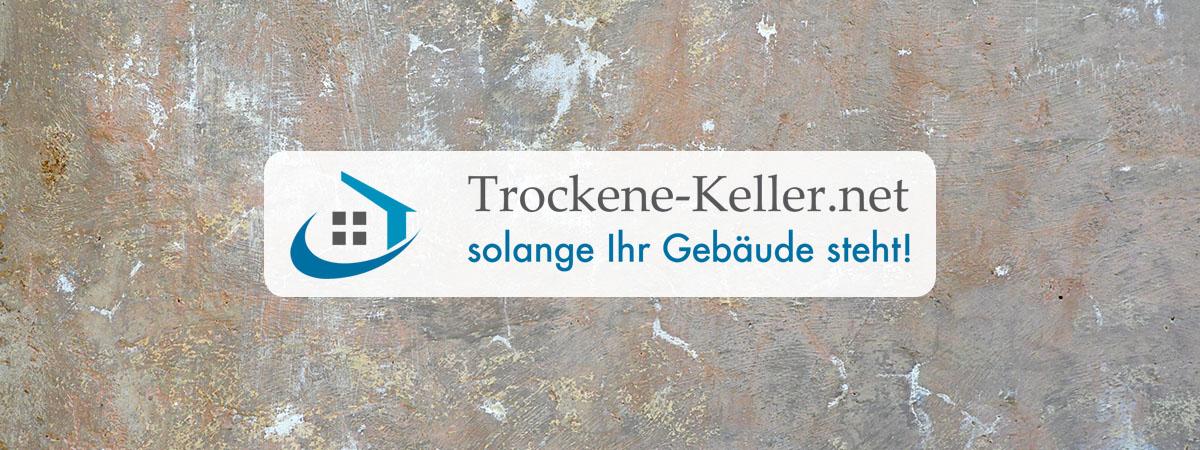 Bautrocknung Eberstadt - Trockene-Keller.net Nasse Wände