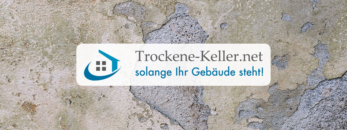 Bautrocknung Stuttgart - Trockene-Keller.net Kellerabdichtung / Estrichtrocknung