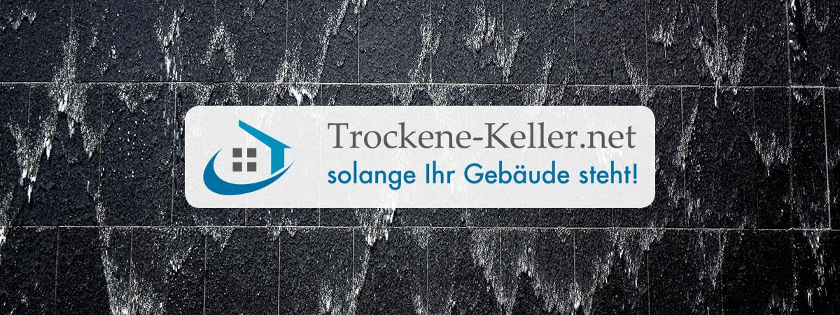Bautrocknung Bad Rappenau - Trockene-Keller.net Gebäudeabdichtung