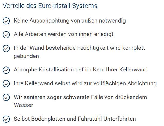 feuchte Keller für  Massenbachhausen