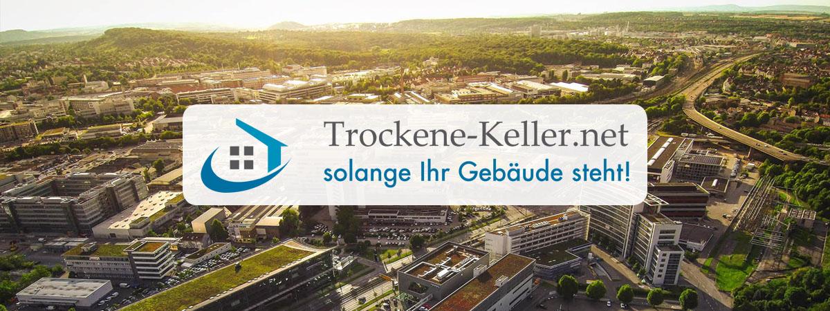 Bautrocknung Hüffenhardt - Trockene-Keller.net Abdichtungstechnik