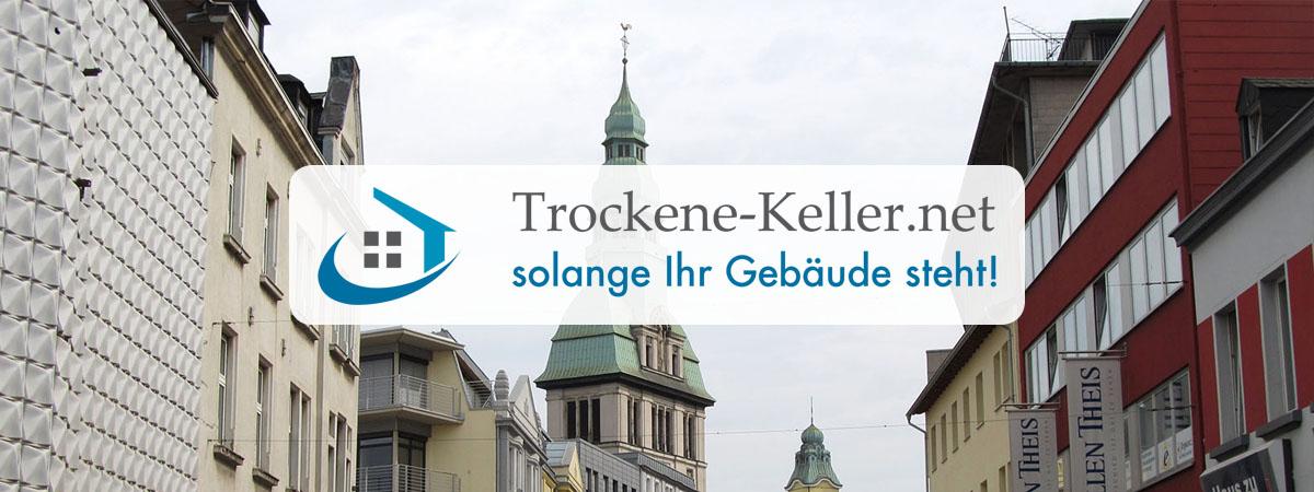 Bautrocknung Eschelbronn - Trockene-Keller.net Horizontalabdichtung gegen Bodenfeuchtigkeit